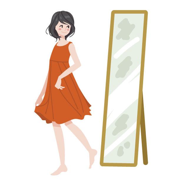 【洋服の断捨離】いつか着るかもしれないし!と思ったら・・・【もったいない】