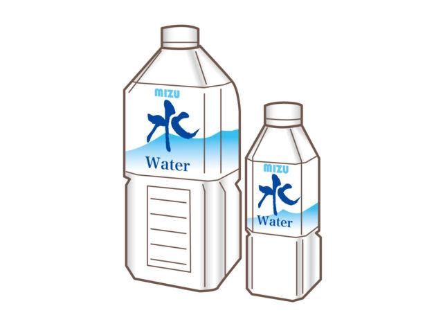 水の備蓄はどこに収納すればいい?分散収納で保管場所を確保しよう!