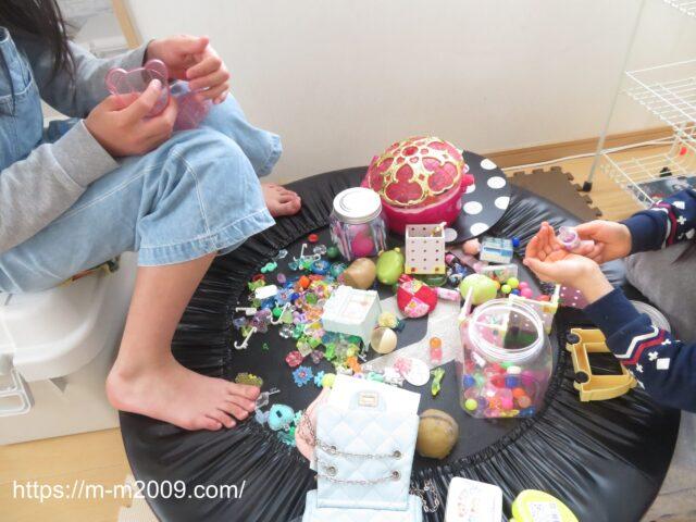 キッチンのおもちゃはいつまで遊ぶ?ついに!おままごとを卒業~!!!